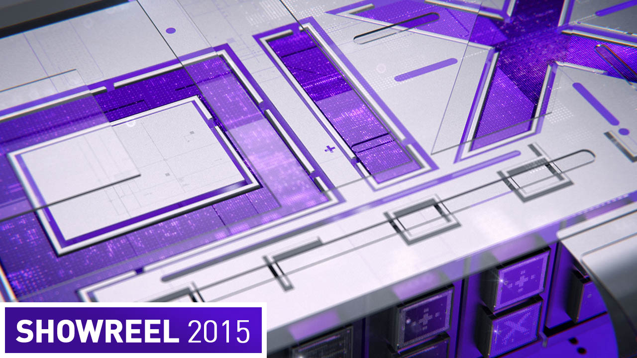 PIXEL PRODUCTION SHOWREEL 2015